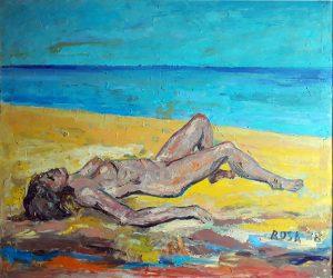 Silenzio, 1988 - 120 x 100 cm
