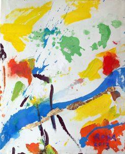 Narrazione cromatica, 2013 - 40,5x49,5 cm