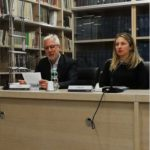 Ing. G.Belli  e  la prof.ssa E. Treglia