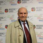 Michele ROSA presso la sede della Regione Lazio