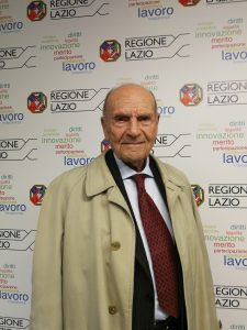 Michele ROSA presso la sede della Regione Lazio - 2019