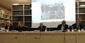 Relatori: Ing. Belli, Prof.ssa Treglia, prof. Rosa, dott. Ruberti, dott. Ciaccirelli, dott. Borghese