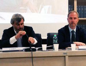 dott. Albino RUBERTI e Pasquale Ciaccirelli