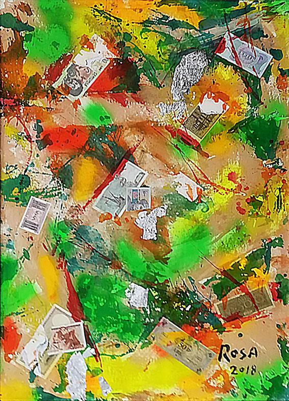 18) Vacuità_3, 2018 - 71 x 98,5 cm