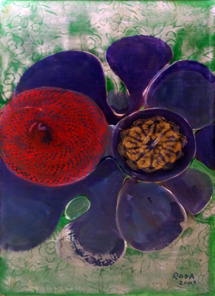 8) Natura_1, 2009 - 73 x 114 cm