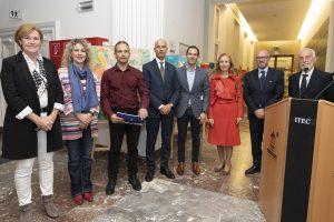 Errico ed Alessandro Rosa con l'Ambasciatore, il Sindaco, altri Assessori comunali ed A.Borghese