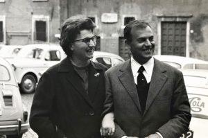 Michele e Rosina - Roma_2, 1963