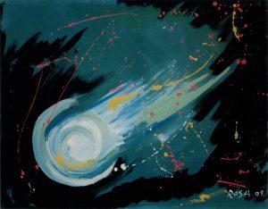 Cielo_13, 2009 - 100x80 cm