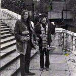 Hippies a Trinità dei Monti -  '60/'70
