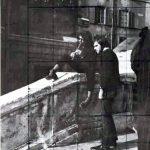 Giovani a Trinità dei Monti -  '60/'70