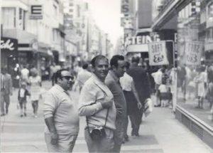 Michele ROSA, ANNI anni '70