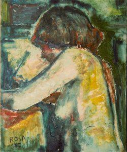 Nudo di donna, 1967