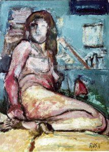 Nudo_Superamento, 1967 - 50x70 cm
