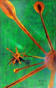 Virus,Energia, 2009 - 73x114 cm
