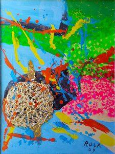 Virus, 2009 - 60x80 cm