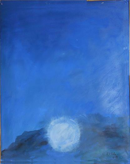 Cielo_10, 2008 - 79x98 cm